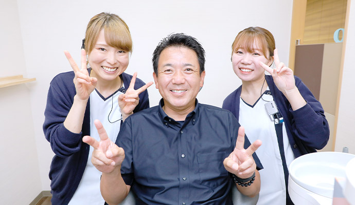 歯科衛生士「プロケア」