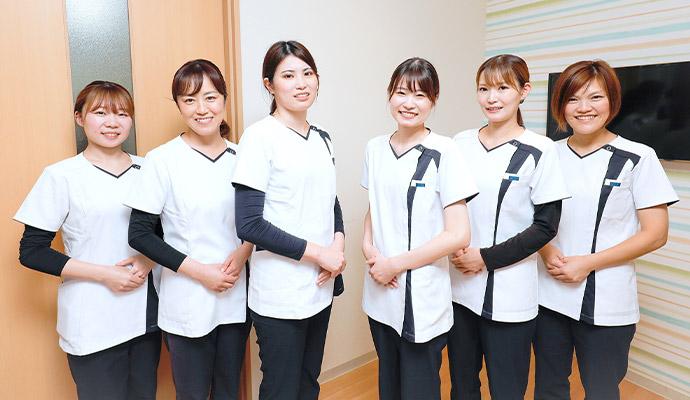 歯科衛生士担当制