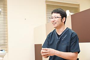 選ばれる理由1:担当医の十分な経験