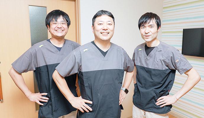 経験豊富なドクター・衛生士が対応いたします