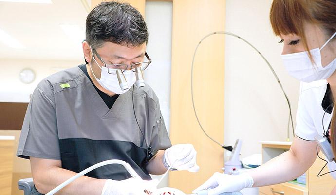 歯科医師の方へ